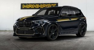 720 PS Manhart MHX5 BMW X5 M F95 Competition Tuning 4 310x165 720 PS Manhart MHX5 auf Basis des BMW X5 M (F95)