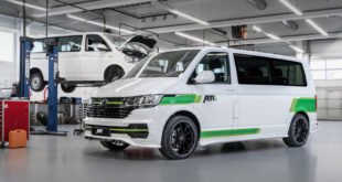 ABT e Transporter 6.1 VW T6 Tuning 3 310x165 Refreshed: ABT e Transporter 6.1 based on the VW T6!