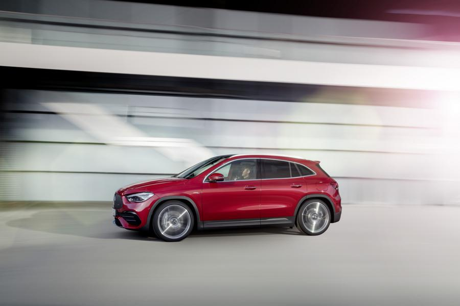 AMG Mercedes GLA 35 45 2043 Leasing, buying, subscribing in Switzerland: which solution is the best?