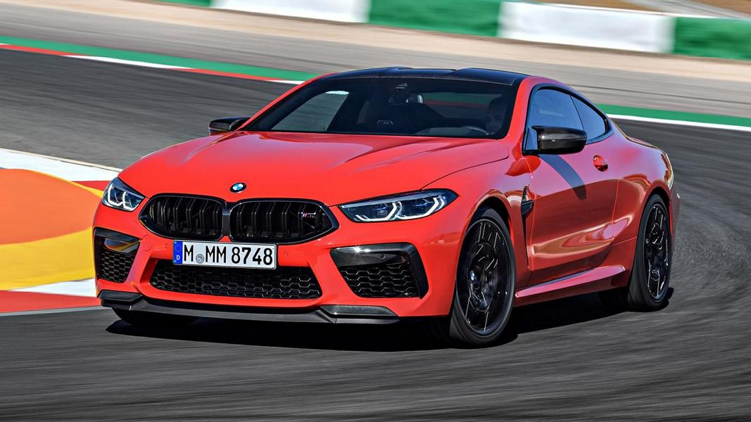 BMW M8 competition F92 Nordschleife 2 Video: BMW M8 Competition umrundet den Ring in 7:32.79 Min.!