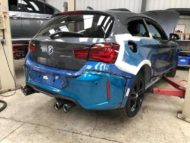 BMW als Z3 Coupe Nachfolger M2 Bodykit Tuning 11 190x143 Ein BMW M140i als Z3 Coupe Nachfolger mit M2 Body?