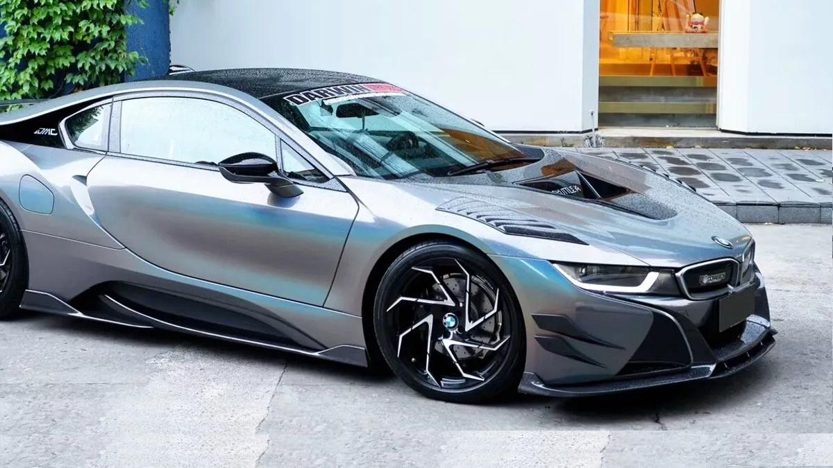 Stand Out At All Costs Darwinpro Bmw I8 Body Kit
