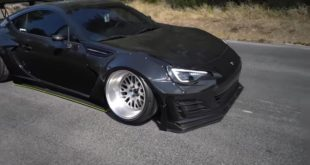 Camber Style am Widebody Scion FRS 310x165 Video: Extremer Camber Style am Widebody Scion FRS