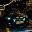 Clinched Unicorn Widebody Ford Mustang Cabrio Kompressor Airride 21 135x135 Unicorn Widebody Ford Mustang Cabrio mit 700 PS!