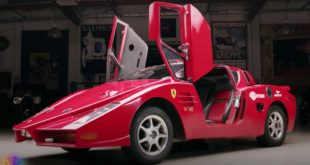 Fake Ferrari Enzo Replika Umbau Tuning 5 310x165 Video: Kurios   Hummer H1 Fake mit Ford Triebwerk!