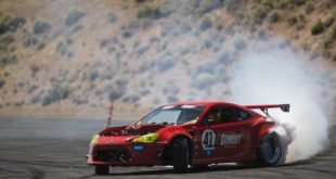 Ferrari F136 V8 engine in the Toyota GT86 Drift Car 310x165 Video: Toyota Supra with Formula 1 V10 by Ryan Tuerck!
