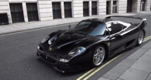 Ferrari F50 Straight Pipe Sportauspuffanlage 7 310x165 Video: +21 HP Hennessey Sportauspuff an der Corvette C8