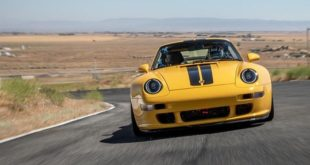 Gunther Werks Porsche 911 993 Sting Restomod Header 310x165 Gunther Werks   Remastered Porsche 911 (993) Speedster!