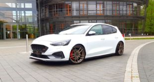 JMS Barracuda Shoxx Ford Focus ST Tuning 3 310x165 Aktueller Ford Focus ST auf Barracuda Shoxx Felgen!