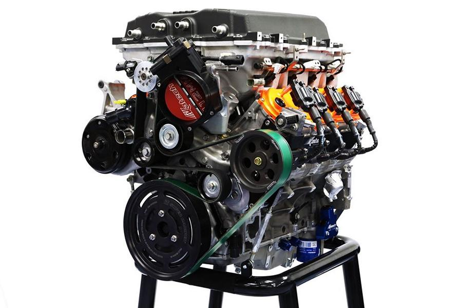 Katech Chevy LT5 Crate Engine V8 2020 Chevrolet LT5 Crate Engine mit +1.100 HP Katech Power!