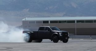 Ken Block driftet einen Ford F 450 Pickup Truck 310x165 Video: Ken Block driftet einen Ford F 450 Pickup Truck!