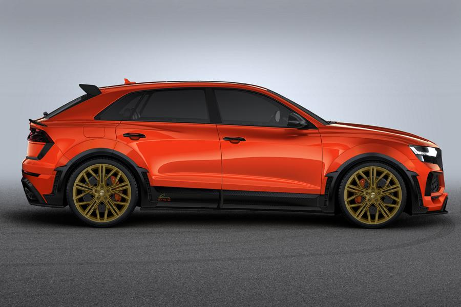 LUMMA CLR 8 RS Widebody 4M Tuning Audi RS Q8 11 LUMMA CLR 8 RS: Widebody Version des Audi RS Q8!