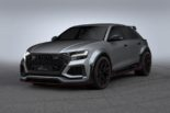 LUMMA CLR 8 RS Widebody 4M Tuning Audi RS Q8 18 155x103 LUMMA CLR 8 RS: Widebody Version des Audi RS Q8!