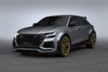 LUMMA CLR 8 RS Widebody 4M Tuning Audi RS Q8 19 155x103 LUMMA CLR 8 RS: Widebody Version des Audi RS Q8!
