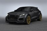 LUMMA CLR 8 RS Widebody 4M Tuning Audi RS Q8 21 155x103 LUMMA CLR 8 RS: Widebody Version des Audi RS Q8!