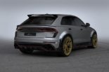LUMMA CLR 8 RS Widebody 4M Tuning Audi RS Q8 23 155x103 LUMMA CLR 8 RS: Widebody Version des Audi RS Q8!