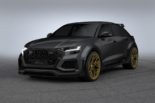 LUMMA CLR 8 RS Widebody 4M Tuning Audi RS Q8 5 155x103 LUMMA CLR 8 RS: Widebody Version des Audi RS Q8!