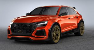 LUMMA CLR 8 RS Widebody 4M Tuning Audi RS Q8 Header 310x165 LUMMA CLR 8 RS: Widebody Version des Audi RS Q8!