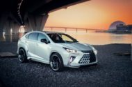 Lexus NX KOTARO body kit SCL Russia Tuning 5 190x126 Brutal Lexus RX and NX with macho body kit from SCL!