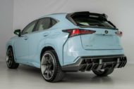 Lexus NX KOTARO body kit SCL Russia Tuning 7 190x127 Brutal Lexus RX and NX with macho body kit from SCL!