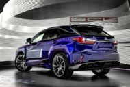 Lexus RX GOEMON body kit SCL Tuning Russia 3 190x127 Brutal Lexus RX and NX with macho body kit from SCL!