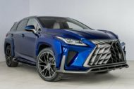 Lexus RX GOEMON body kit SCL Tuning Russia 5 190x127 Brutal Lexus RX and NX with macho body kit from SCL!