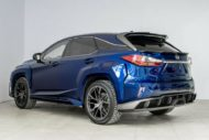 Lexus RX GOEMON body kit SCL Tuning Russia 7 190x127 Brutal Lexus RX and NX with macho body kit from SCL!