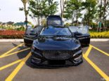 MG 6 Tuning Bodykit Brembo 15 155x116 Black is Beautiful   MG 6 im Racing Style mit fetter Optik.