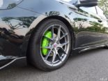 MG 6 Tuning Bodykit Brembo 7 155x116 Black is Beautiful   MG 6 im Racing Style mit fetter Optik.