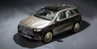 """Mercedes Benz GLE SUV Ultimate HGLE Tuning 2 190x96 Mercedes Benz GLE   SUV als """"Ultimate HGLE"""" von HOFELE"""