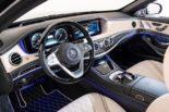 Mercedes Maybach S650 V12 Night Edition Tuning 3 155x103 Limitiert: Mercedes Maybach S650 als V12 Night Edition!