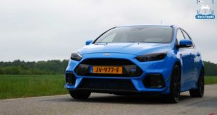 Milltek 440 PS Ford Focus RS MK3 Tuning 310x165 Video: +21 HP Hennessey Sportauspuff an der Corvette C8