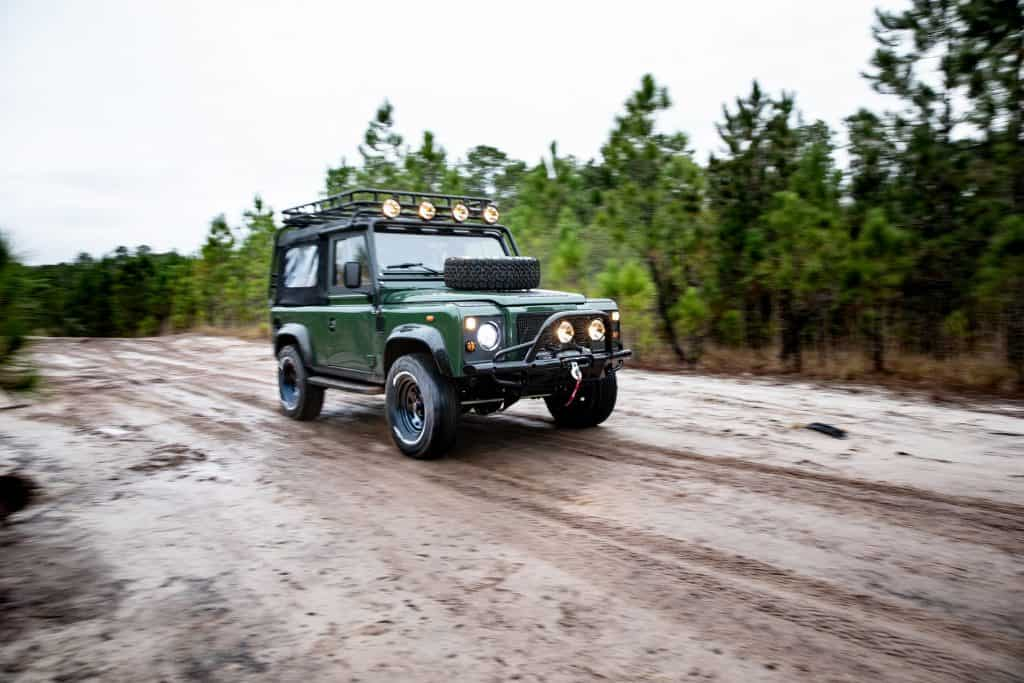Project Family Vacation Defender mit LS3 V8 von E.C.D 1 Project Family Vacation   Defender mit LS3 V8 von E.C.D.