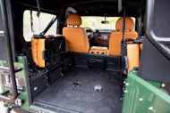 Project Family Vacation Defender mit LS3 V8 von E.C.D 5 190x127 Project Family Vacation   Defender mit LS3 V8 von E.C.D.