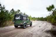 Project Family Vacation Defender mit LS3 V8 von E.C.D 8 190x127 Project Family Vacation   Defender mit LS3 V8 von E.C.D.