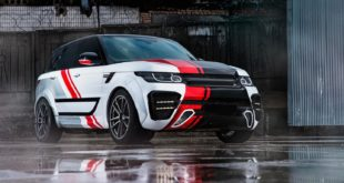 Range Rover Sport Widebody Kit SCL Global Concept Header 310x165 Range Rover Sport mit Restyling Kit von SCL Global Concept