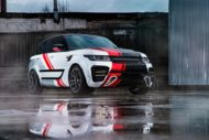Range Rover Sport Widebody Kit SCL Global Concept Tuning 2 190x127 Range Rover Sport mit Restyling Kit von SCL Global Concept