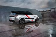 Range Rover Sport Widebody Kit SCL Global Concept Tuning 4 190x127 Range Rover Sport mit Restyling Kit von SCL Global Concept