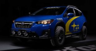 Subaru Crosstrek XV Crawford CDR Series Lift Kit Tuning 1 310x165 Subaru Crosstrek (XV) mit Crawford CDR Series Lift Kit!