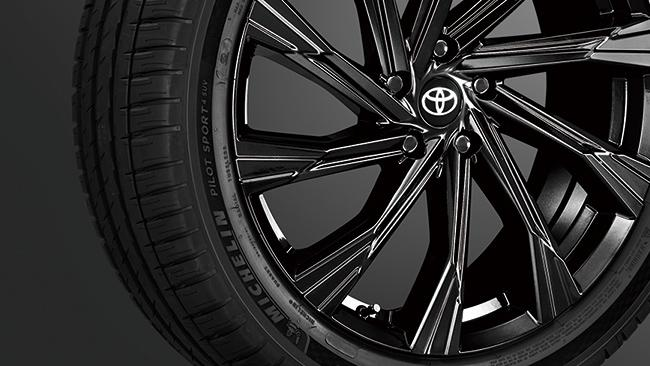 TRD Tuning Parts 2021 Toyota Venza Harrier SUV 25 Bestätigt: TRD Tuning Parts für das 2021 Toyota Venza SUV!
