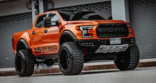 TTN Hypersport Ford Ranger F 150 Swap Tuning Bodykit Header 310x165 Extrem   TTN Hypersport Ford Ranger als F 150 Klon!