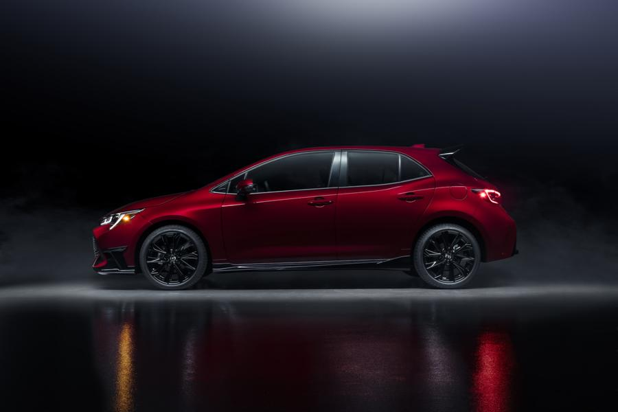 Toyota Corolla USA Special Edition 2021 Tuning 5 Tuning ab Werk   der Toyota Corolla USA Special Edition