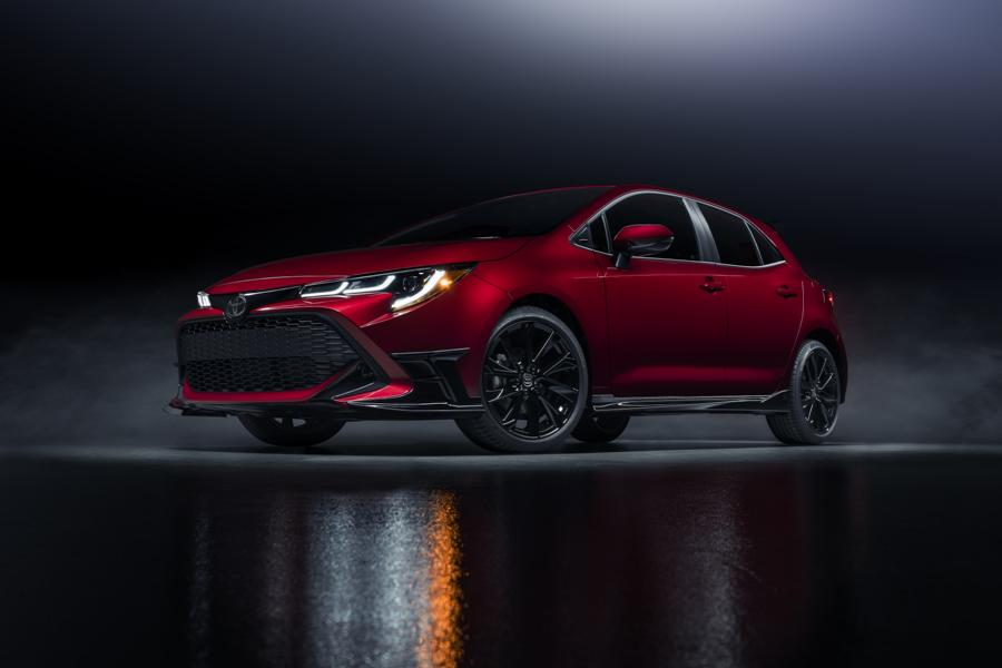 Toyota Corolla USA Special Edition 2021 Tuning 6 Tuning ab Werk   der Toyota Corolla USA Special Edition