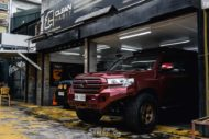 Toyota Land Cruiser Offroad Tuning Atoy Customs 3 190x127 Toyota Land Cruiser Offroad Umbau by Atoy Customs!