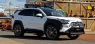Toyota RAV4 SUV USA Widebody Kit Versus Tuning 9 190x89 Toyota RAV4 SUV mit USA Widebody Kit von Versus!