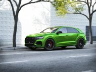 "Wheelsandmore AUDI RS Q8 GOLIATH Tuning 24 Zoll 2 190x143 Wheelsandmore AUDI RS Q8 ""GOLIATH"" mit +1.000 PS!"