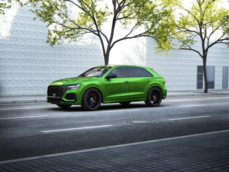 "Wheelsandmore AUDI RS Q8 GOLIATH Tuning 24 Zoll 6 Wheelsandmore AUDI RS Q8 ""GOLIATH"" mit +1.000 PS!"