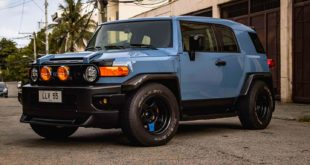 slammed Toyota FJ Cruiser Widebody Atoy Customs Header 310x165 Get down: Toyota FJ Cruiser Widebody mit Tieferlegung!