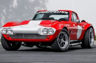 1963 Chevrolet Corvette Grand Sport Header Superformance 310x205 Traumhaft: 1963 Chevrolet Corvette Grand Sport Nachbau!