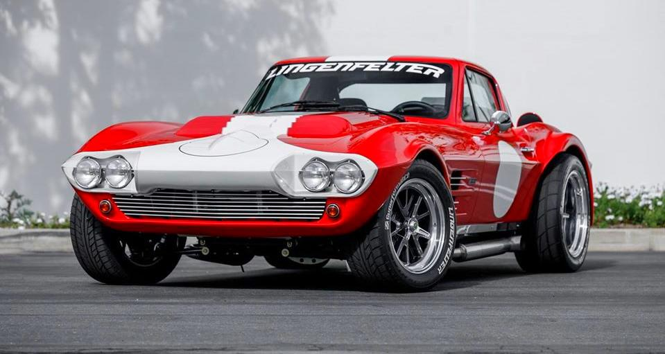 1963 Chevrolet Corvette Grand Sport Header Superformance Traumhaft: 1963 Chevrolet Corvette Grand Sport Nachbau!